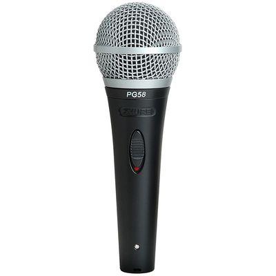 PG58 XLR Dinamik Mikrofon