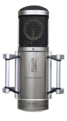 Phanthera Stüdyo Kayıt Mikrofonu