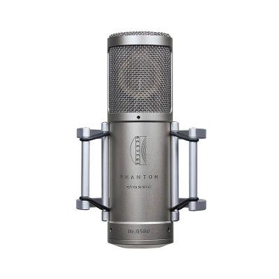 Phantom Classic Stüdyo Kayıt Mikrofonu