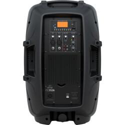 PK112A Bluetooth Destekli Aktif Taşınabilir Hoparlör - Thumbnail