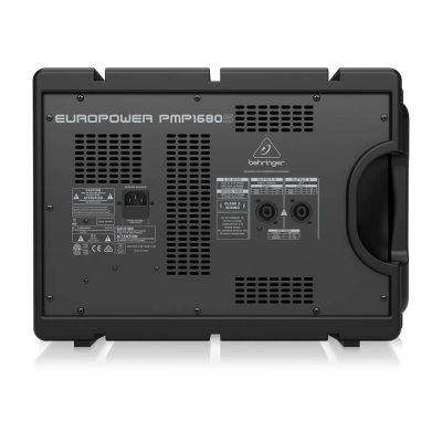 PMP1680S 1600 Watt 10 Kanal Power Mikser
