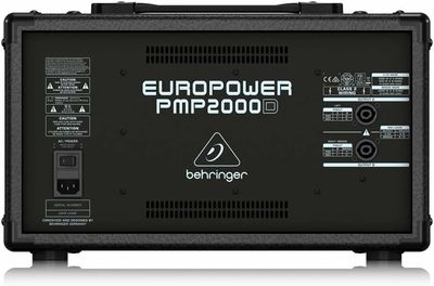 PMP2000D 2000 Watt 14 Kanal Power Mikser