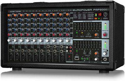 PMP2000D 2000 Watt 14 Kanal Power Mikser