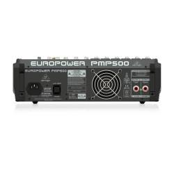 PMP500 500 Watt 12 Kanal Power Mikser - Thumbnail