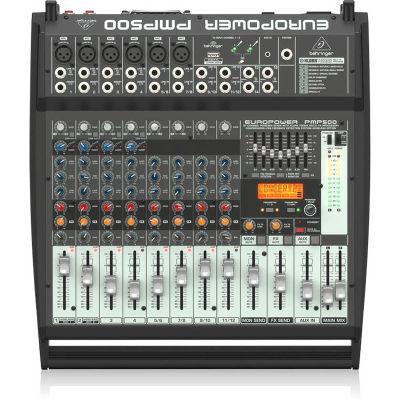 PMP500 500 Watt 12 Kanal Power Mikser