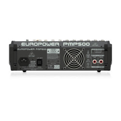 PMP500 500 Watt 12 Kanal Power Mikser - Thumbnail
