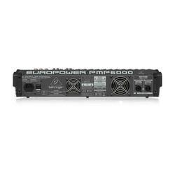 PMP6000 1600 Watt 20 Kanal Power Mikser - Thumbnail