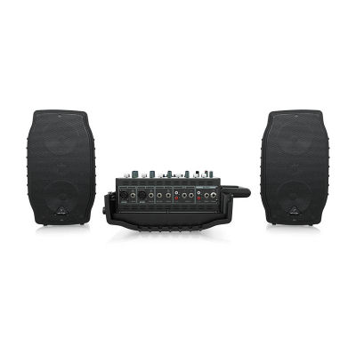 PPA200 200 Watt 5 Kanal Taşınabilir Ses Sistemi