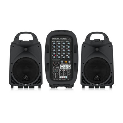 PPA500BT 500 Watt 6 Kanal Taşınabilir Ses Sistemi