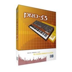Native Instruments - Pro 53 Bilgisayar Yazılımı
