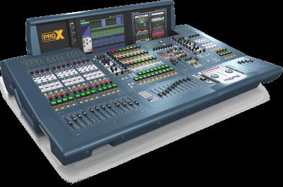 Pro X-CC-TP Dijital Mikser ( Rack Case Dahil )