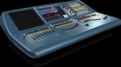 PRO2-CC-IP 64 Kanal Dijital Miker - Thumbnail