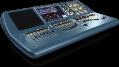 PRO2-CC-IP 64 Kanal Dijital Miker