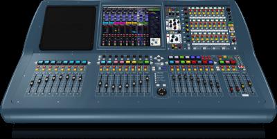 PRO2-CC-TP 64 Kanal Dijital Miker ( Rack Case Dahil )