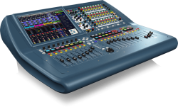 PRO2C-CC-TP Compact Digital Mixer ( Rack Case Dahil ) - Thumbnail