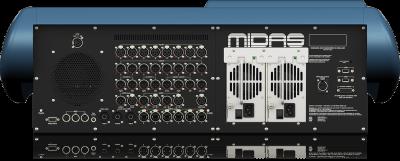 PRO2C-CC-TP Compact Digital Mixer ( Rack Case Dahil )