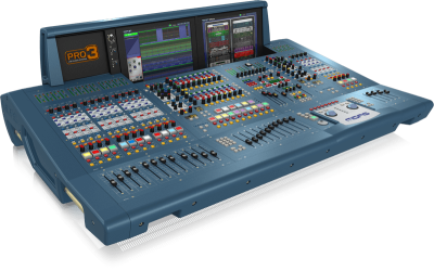 PRO3-CC-TP Dijital Mikser ( Touring Case Dahil )