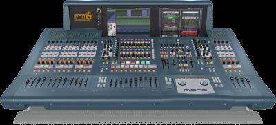 PRO6-CC-IP Dijital Mikser