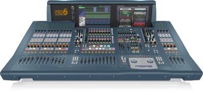 PRO6-CC-TP Dijital Mikser ( Touring Case Dahil )