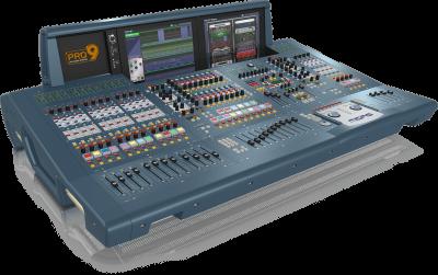 PRO9-CC-TP Dijital Mikser ( Touring Case Dahil )