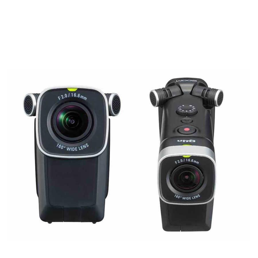 Q4N Görüntülü Ses Kayıt Cihazı Kamera Mikrofonu, Mobil Kayıt Üniteleri Zoom  Q4N, 1631