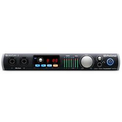 Quantum 2 4 Preamp, Thunderbolt 2, Multi-platform profesyonel ses kartı - Thumbnail