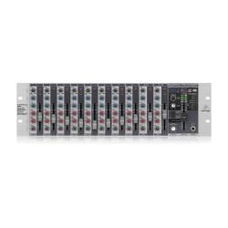 RX1202FX 12 Kanal Rack Tipi Efektli Mikser - Thumbnail