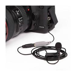 SC3 3.5mm TRSS Dişi <-> TRS PATCH CABLE - Thumbnail