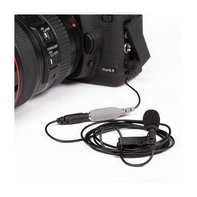 SC3 3.5mm TRSS Dişi <-> TRS PATCH CABLE