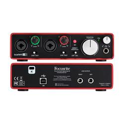 Focusrite - Scarlett 2i2 MK2 Ses Kartı