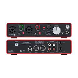 Focusrite - Scarlett 2i4 MK2 Ses Kartı
