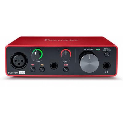 Scarlett Solo Gen 3 USB Ses Kartı
