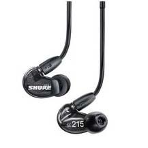 Shure - SE 215 K In-Ear Kulaklık