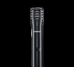 Shure - SM137-LC Cardioid Condenser Enstruman Mikrofonu