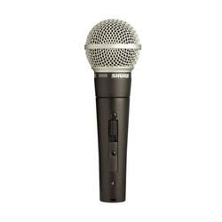 Shure - SM58-SE Kablolu Vokal Mikrofonu
