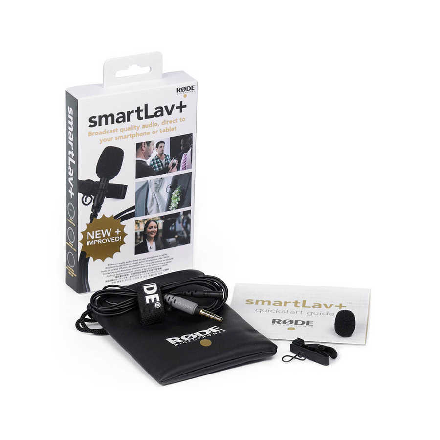 SmartLav Plus Mikrofon
