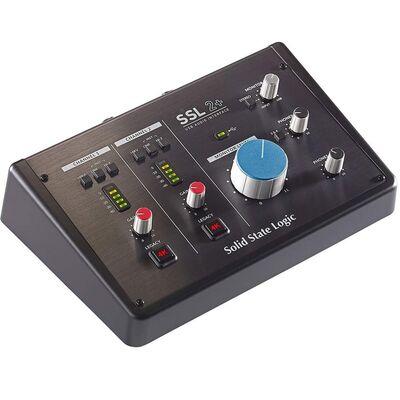 SSL2+ 2x4 USB Audio Interface