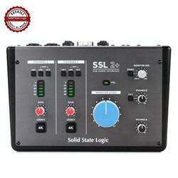 SSL2+ 2x4 USB Audio Interface - Thumbnail