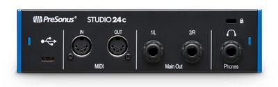 Studio 24C Yeni Nesil USB ses kartı
