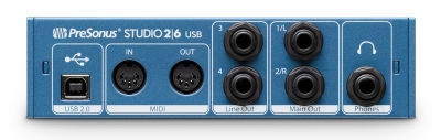 Studio 26 USB ses kartı