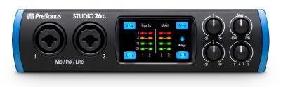 Studio 26c Yeni Nesil USB ses kartı