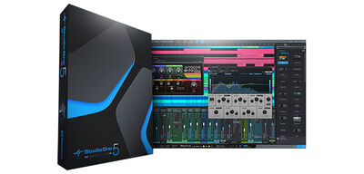 Studio One V5 Pro Crossgrade Protools Cubase Logic Crossgrade