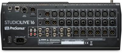 StudioLive 16 Series III 16-32 kanal yeni nesil dijital mixer