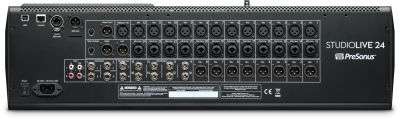 StudioLive 24 Series III 24 kanal yeni nesil dijital mixer