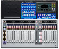 StudioLive 24 Series III 24 kanal yeni nesil dijital mixer - Thumbnail