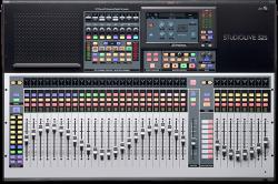 Presonus - StudioLive 32S - 32 preamp, yeni nesil dijital mixer