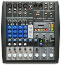 Presonus - StudioLive AR 8 USB 8 Kanal Hibrit mixer