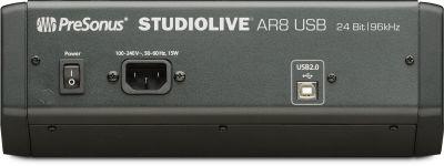 StudioLive AR 8 USB 8 Kanal Hibrit mixer