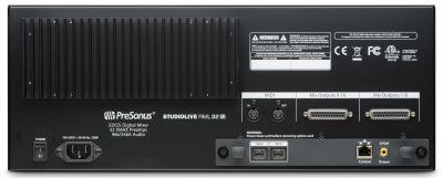 StudioLive RML32AI Dijital Mikser