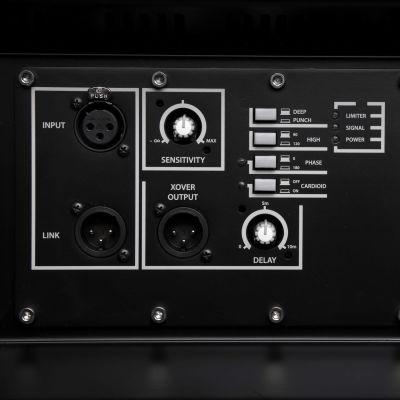 SUB 8006-AS - 5000W Aktif Subbass